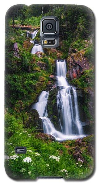 Triberg Waterfalls Galaxy S5 Case