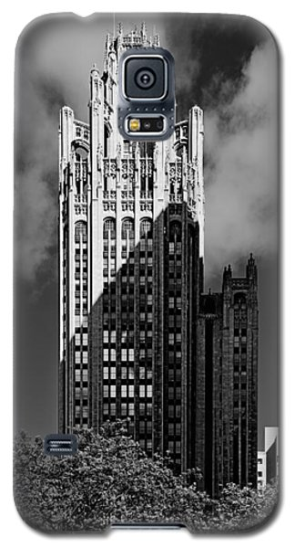 Tribune Tower 435 North Michigan Avenue Chicago Galaxy S5 Case by Christine Till