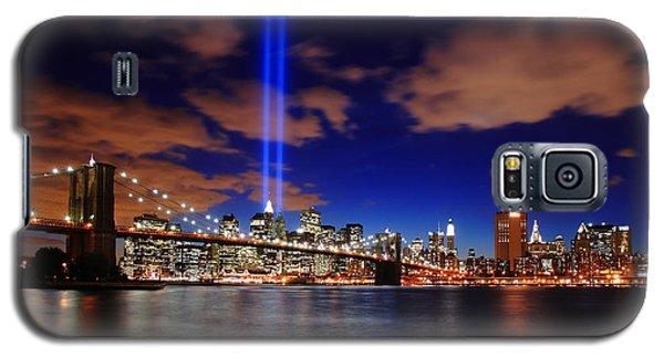 Tribute In Light Galaxy S5 Case
