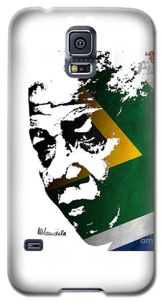tribute to Nelson Mandela Galaxy S5 Case by Rudi Prott