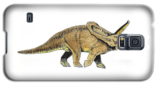 Triceratops Galaxy S5 Case