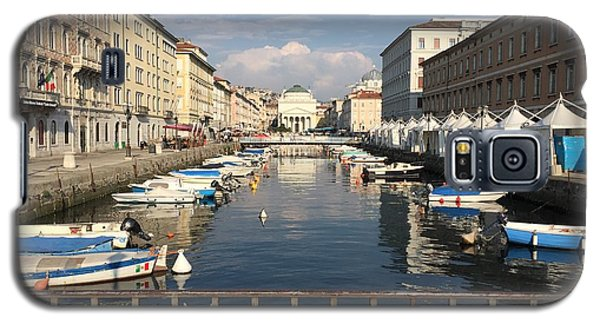 Trieste Grand Canal Galaxy S5 Case