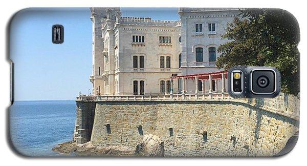 Trieste- Miramare Castle Galaxy S5 Case