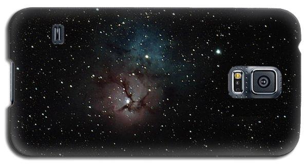 Trifid Nebula Galaxy S5 Case