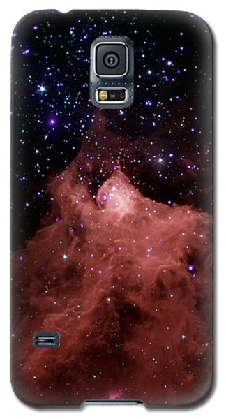 Trigger-happy Star Formation Galaxy S5 Case