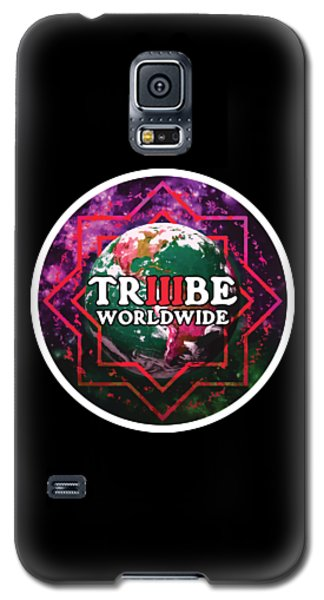 Triiibe Worldwide By Lorcan Galaxy S5 Case