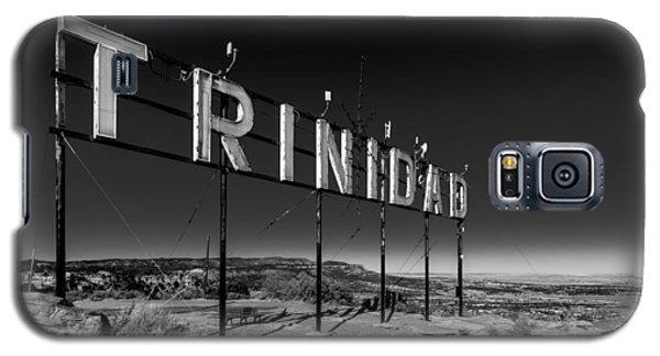 Trinidad Colorado Sign Simpsons Rest Galaxy S5 Case