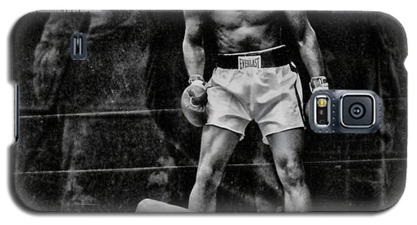 Trinity Boxing Gym Ali Vs Liston  Galaxy S5 Case