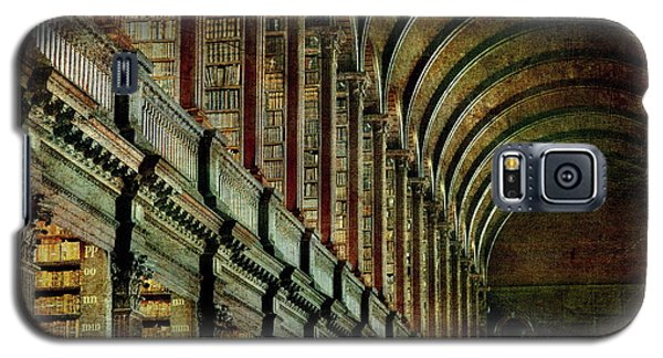 Trinity College Library Galaxy S5 Case