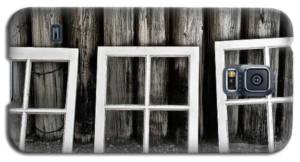 Galaxy S5 Case featuring the photograph Trio by Brad Allen Fine Art