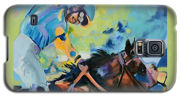 Triple Crown Champion American Pharoah Galaxy S5 Case