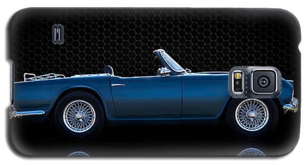 Spider Galaxy S5 Case - Triumph Tr4 by Douglas Pittman