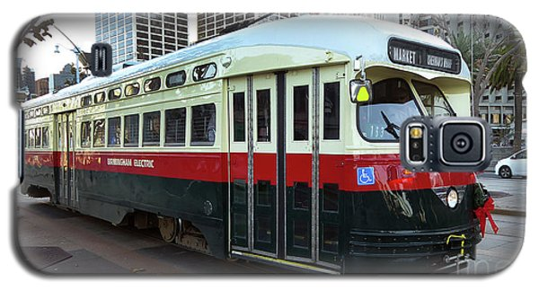 Trolley Number 1077 Galaxy S5 Case
