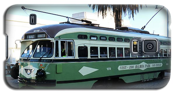 Trolley Number 1078 Galaxy S5 Case