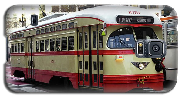 Trolley Number 1079 Galaxy S5 Case