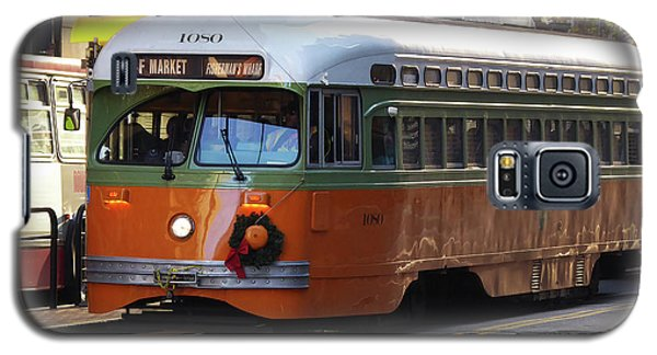 Trolley Number 1080 Galaxy S5 Case