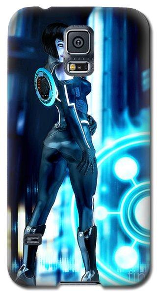 Tron Quorra Galaxy S5 Case