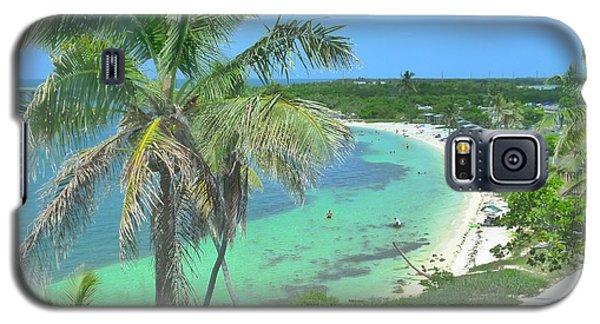 Tropic Beach Galaxy S5 Case