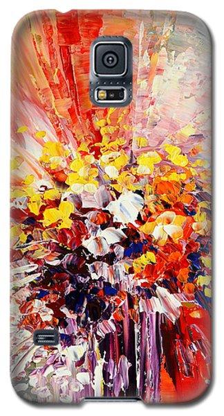 Tropic Intensity Galaxy S5 Case