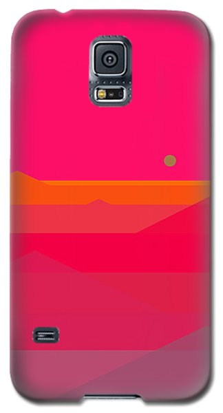 Tropic Of Cancer Galaxy S5 Case