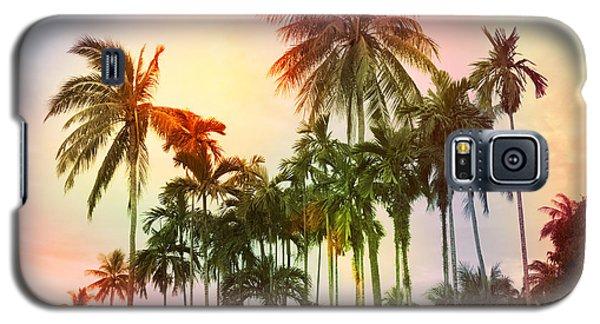 Tropical 11 Galaxy S5 Case by Mark Ashkenazi