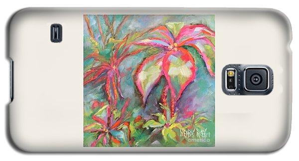 Tropical Beauty Galaxy S5 Case