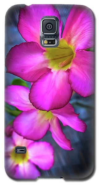 Tropical Bliss Galaxy S5 Case by Karen Wiles