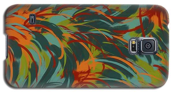 Tropical Breeze Galaxy S5 Case