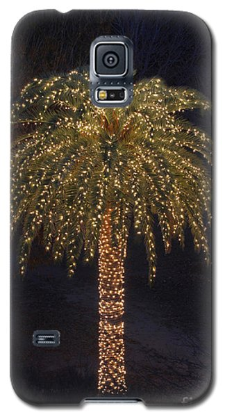 Tropical Christmas Galaxy S5 Case by Kevin McCarthy