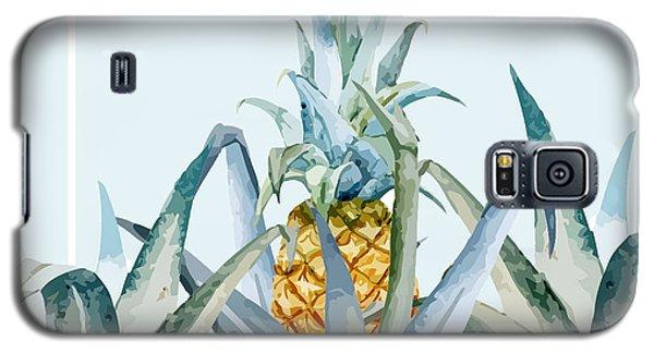 Fantasy Galaxy S5 Case - Tropical Feeling  by Mark Ashkenazi