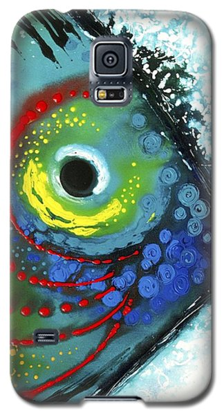 Tropical Fish Galaxy S5 Case