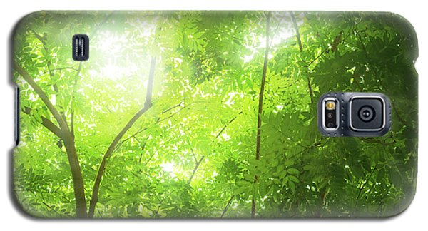 Tropical Forest Galaxy S5 Case