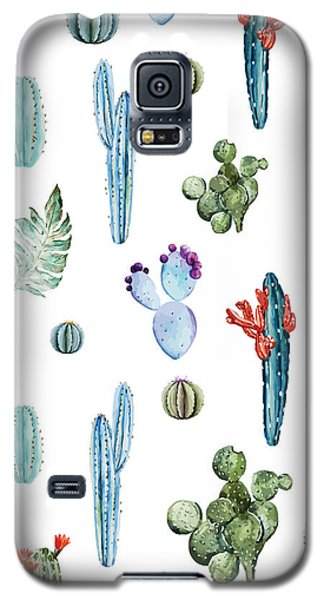 Tropical Forever 2 Galaxy S5 Case by Mark Ashkenazi