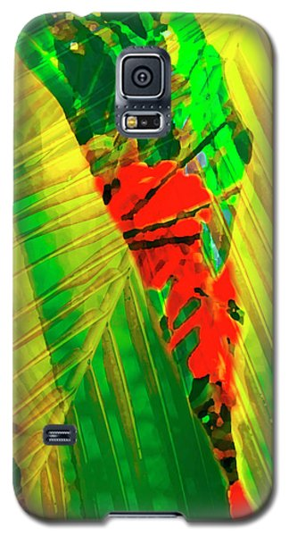 Tropical Fusion Galaxy S5 Case