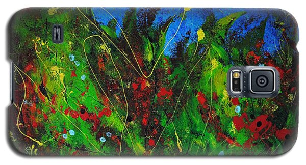 Tropical Garden Galaxy S5 Case