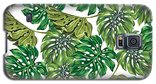 Tropical Haven  Galaxy S5 Case