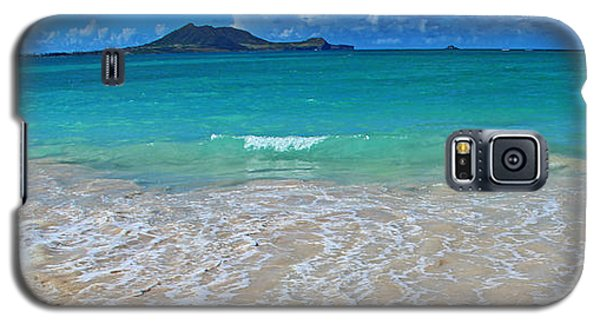 Tropical Hawaiian Shore Galaxy S5 Case