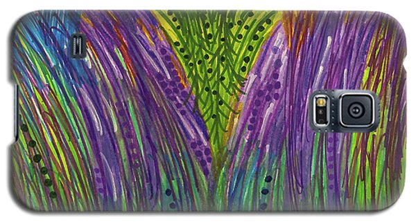 Tropical Jungle Galaxy S5 Case