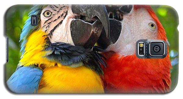 Tropical Kisses Galaxy S5 Case
