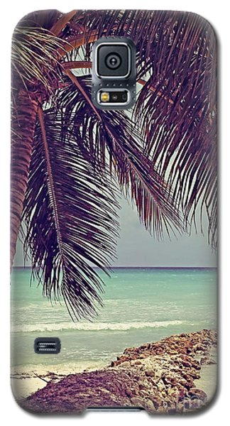 Tropical Ocean View Galaxy S5 Case