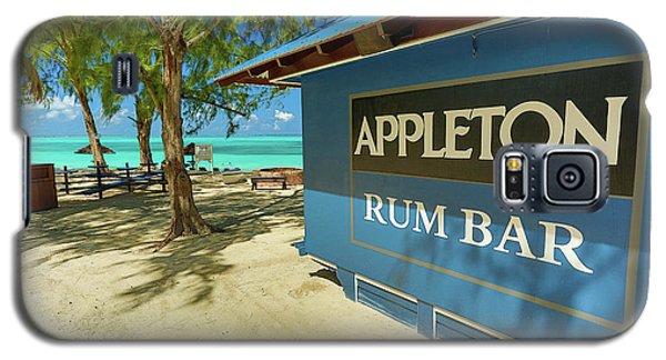 Tropical Rum Bar Galaxy S5 Case