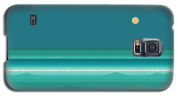 Tropical Seas Galaxy S5 Case