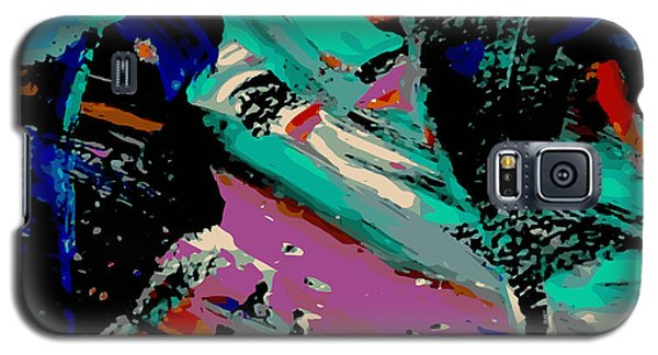 Tropical Space Chase Galaxy S5 Case