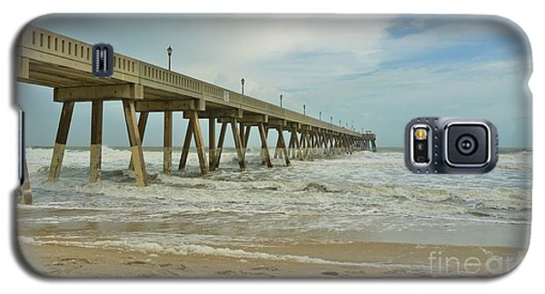 Tropical Storm Ana 1 Galaxy S5 Case by Bob Sample