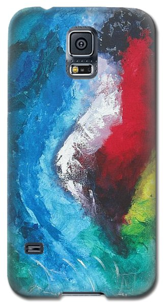 Tropical Storm Galaxy S5 Case