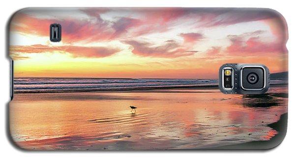 Tropical Sunset Island Bliss Seascape C8 Galaxy S5 Case