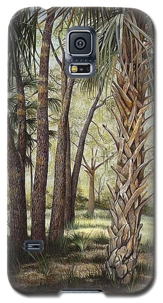 Tropical Trail's End Galaxy S5 Case