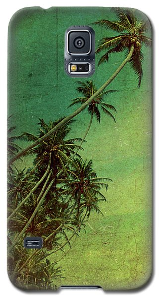 Tropical Vestige Galaxy S5 Case
