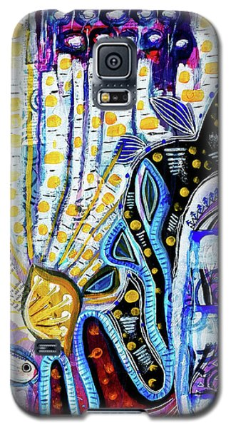 Tropical Waters Galaxy S5 Case