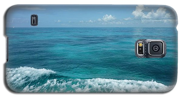 Tropical Waves Galaxy S5 Case